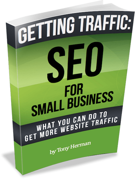 SEO For Smal Business book