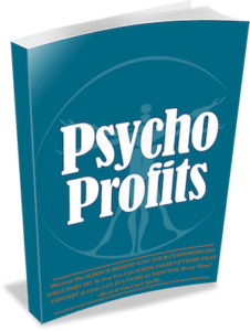 Psycho Profits book