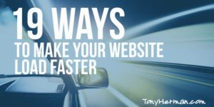 19 Ways to Make Your Website Load Faster