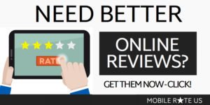 Need Better Online Reviews - Get Them Now - CLICK!