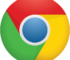 Logo for Google Chrome web browser
