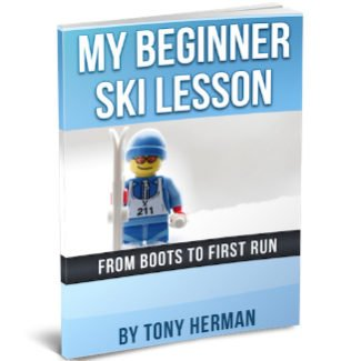 """My Beginner Ski Lesson"" by Tony Herman"