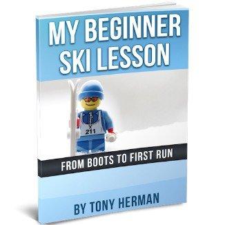 """""""My Beginner Ski Lesson"""" by Tony Herman"""