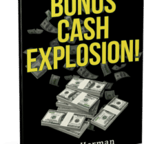 """Bonus Cash Explosion"" book"