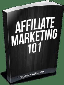 Affiliate Marketing 101 Book