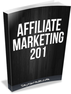 Affiliate Marketing 201 Book