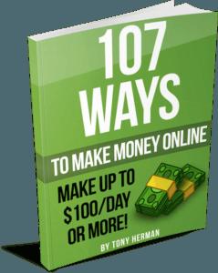 107 Ways to Make Money Online