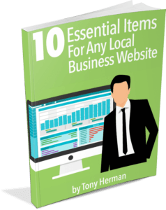 10 Essential Items for Any Local Business Website