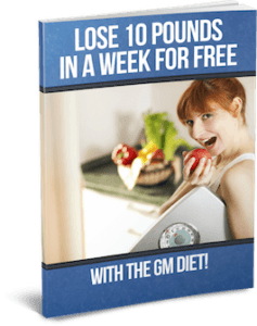 Lose 10 Pounds in a Week for Free With the GM Diet