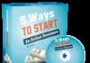 5 Ways to Start An Online Business