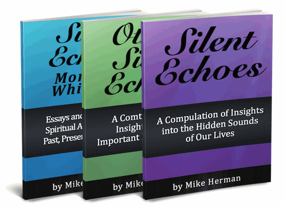 Silent Echoes Book Series