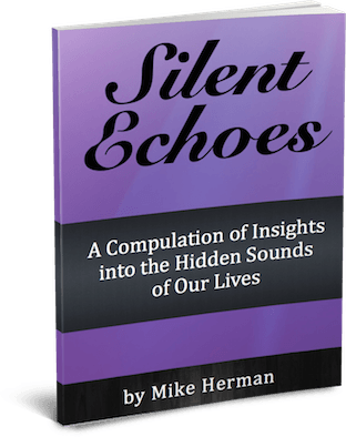 """Silent Echoes"" book"