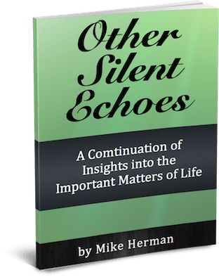 """Other Silent Echoes"" book"