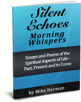"""Silent Echoes: Morning Whispers"" book"