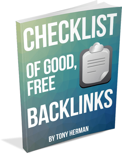 Checklist to Get Good, FREE Backlinks for Your Website