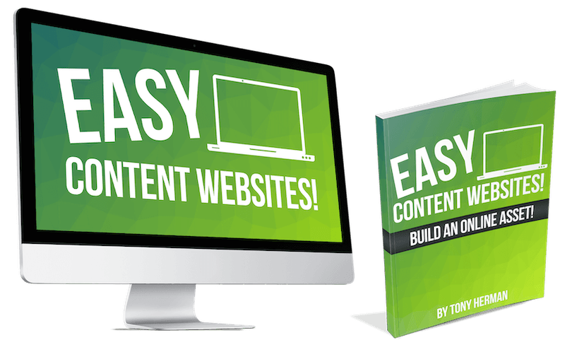 """Easy Content Websites"" course"