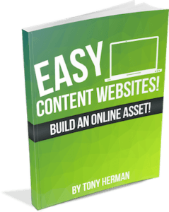 """Easy Content Websites"" course book"