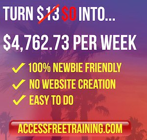 Turn $0 into $4,762.73 per week