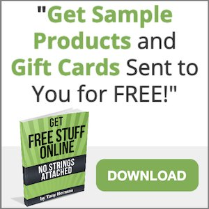 Get Sample Products and Gift Cards Sent to You for FREE - DOWNLOAD