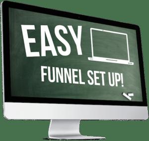 Easy Funnel Set Up!