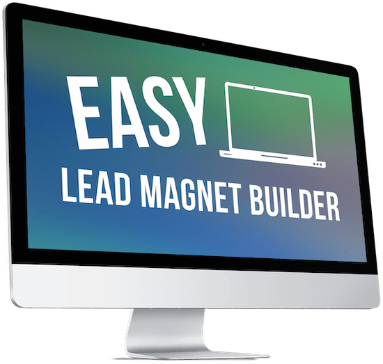 Easy Lead Magnet Builder