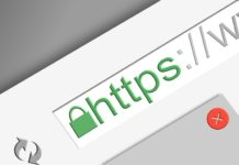 https:// in a browser address bar