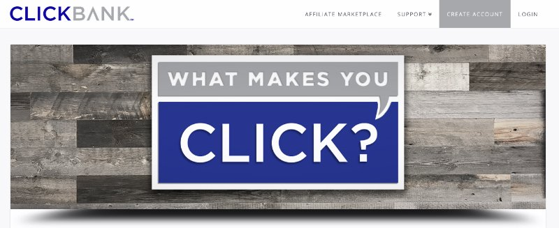 ClickBank website