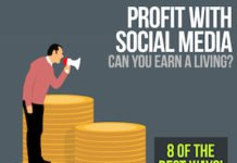 Learn How to Profit With Social Media