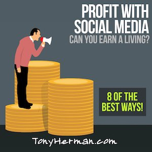 How to Profit with Social Media