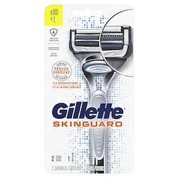 Gillette SkinGuard Men's Razor for Sensitive Skin
