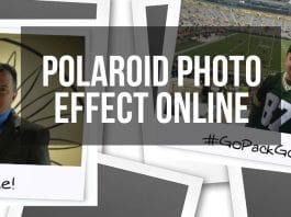 Polaroid Photo Effect Creator Online