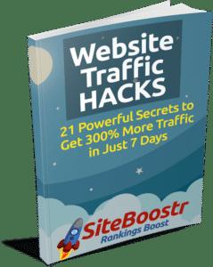 Website Traffic Hacks