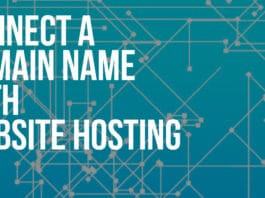 Connect a Domain Name With Website Hosting
