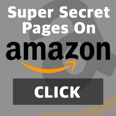 Super Secret Pages on Amazon - CLICK