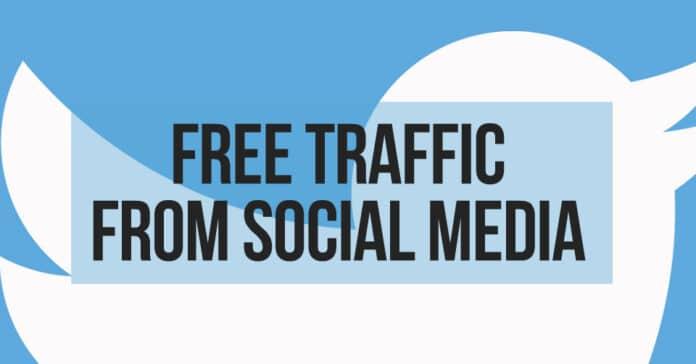Free Traffic From Social Media
