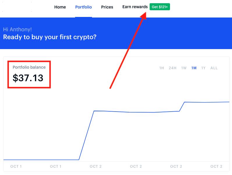 Crypto Earnings